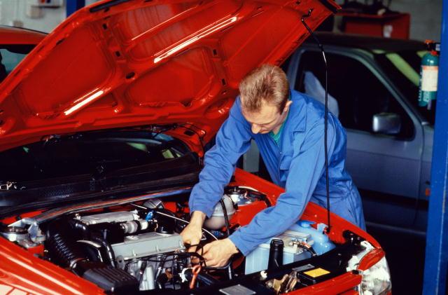 Робота механіка (спеціалізація-машини):