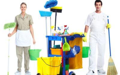 Работа при уборке (лестничные клетки/ листья или снег на улице):