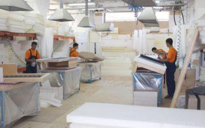Робота на підприємстві по виготовленню мебелі (чоловіки):