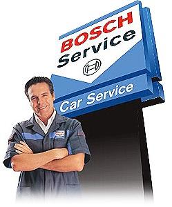 Работа на предприятии Bosch Car Servis (механизация автомобилей):