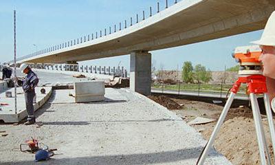 Робота на підприємстві (зведення мостових конструкцій):