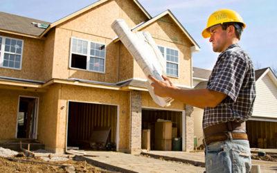 Робота на будівництві (взведення будинку) з 1 квітня: