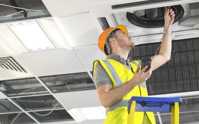 Робота монтера вентиляційної системи: