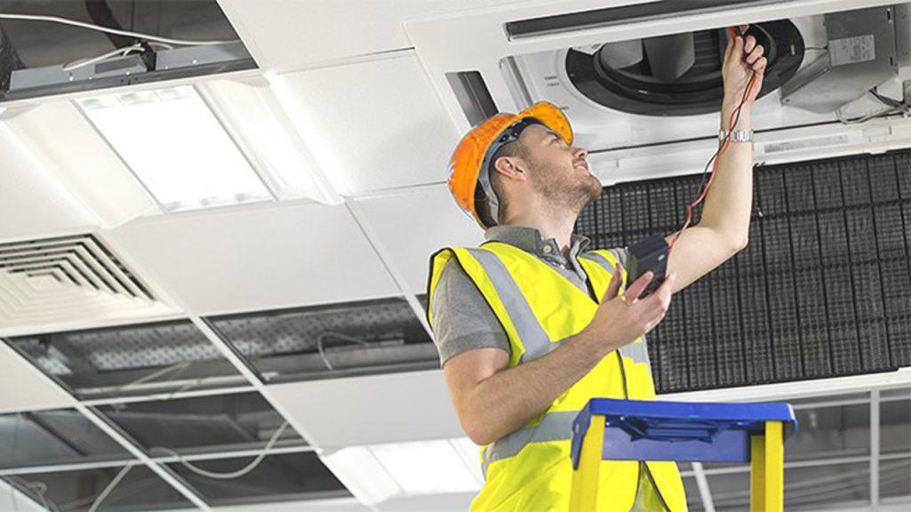 Работа монтажника вентиляционных систем: