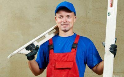 Робота на будівництві (штукатур, внутрішні роботи):